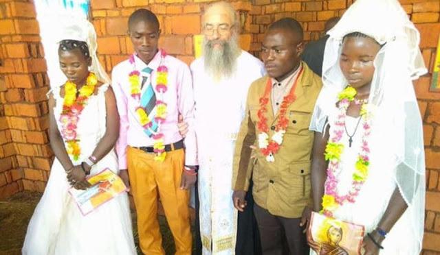 80 крштења и два венчања у Танзанији - Čudo